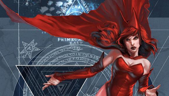El poder principal de Wanda es la habilidad sobrehumana de manipular la poderosa magia conocida como magia del Caos que le permite alterar la realidad y controlar varias formas de energía mística. (Foto: Marvel Comics)
