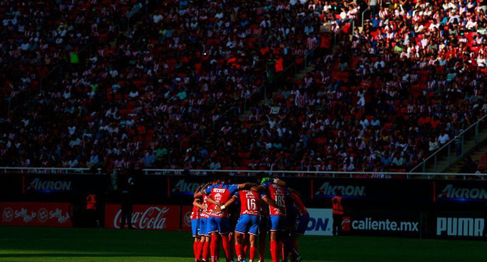 Chivas le volteó el duelo a Santos Laguna en ña segunda jornada de Copa MX Apertura 2019. (Getty)