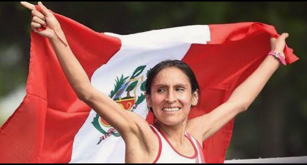 Gladys Tejeda - Atletismo – Maratón. (Foto: IPD)