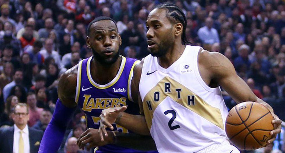 Toronto Raptors se llevó el anillo de la NBA la temporada pasada, de la mano de Kawhi Leonard. (Getty Images)