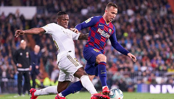 Arthur le costó al Barcelona 31 millones de euros a mediados de 2018. (Foto: Getty Images)