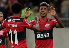 Paso importante: Flamengo superó a Barcelona SC por 'semis' de Libertadores