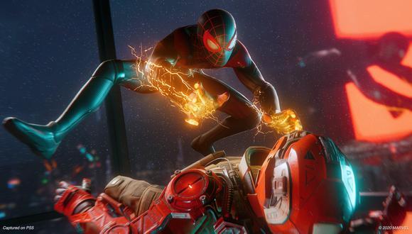 ¿Cuánto pesará Spider-Man: Miles Morales en PlayStation 5? (Foto: PlayStation / Insomniac Games)