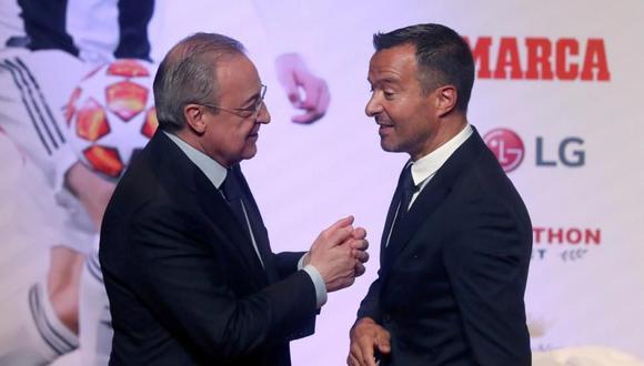 Florentino Pérez vive su segunda etapa como presidente del Real Madrid. (Internet)