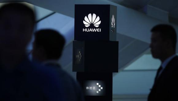 Huawei (AP)