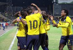 Un campeón continental: Alan Franco puso el 1-0 de Ecuador por amistoso internacional FIFA [VIDEO]