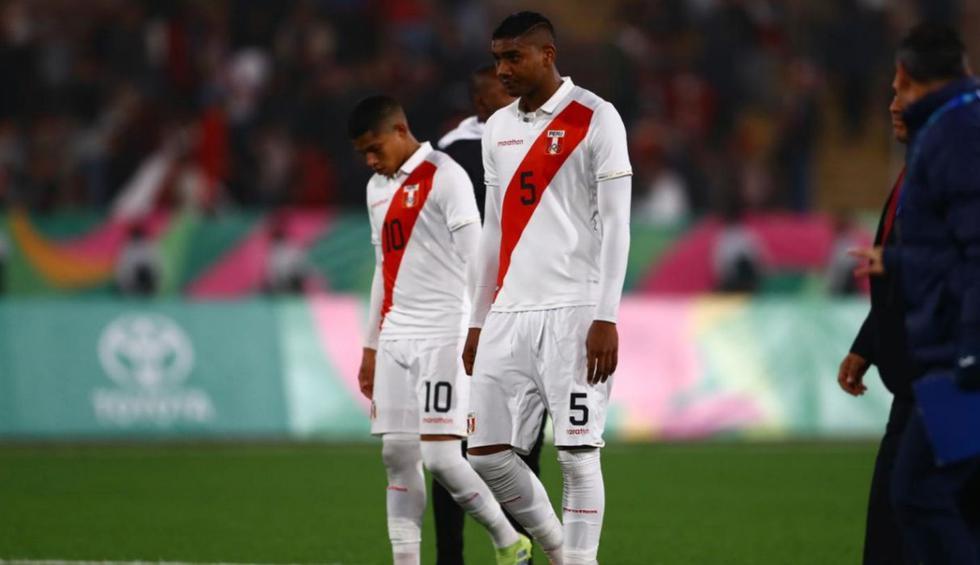 Perú empató 2-2 con Honduras en los Juegos Panamericanos 2019. (Foto: Daniel Apuy / GEC)