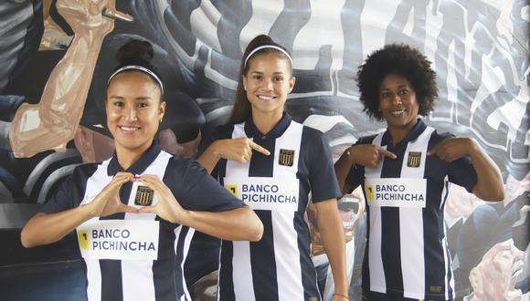 Alianza Lima femenino ya conoce a sus rivales en la Copa Libertadores. (Foto: Alianza Lima)