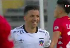 Gabriel Costa y el golazo que anotó en la derrota de Colo Colo ante Unión Española [VIDEO]