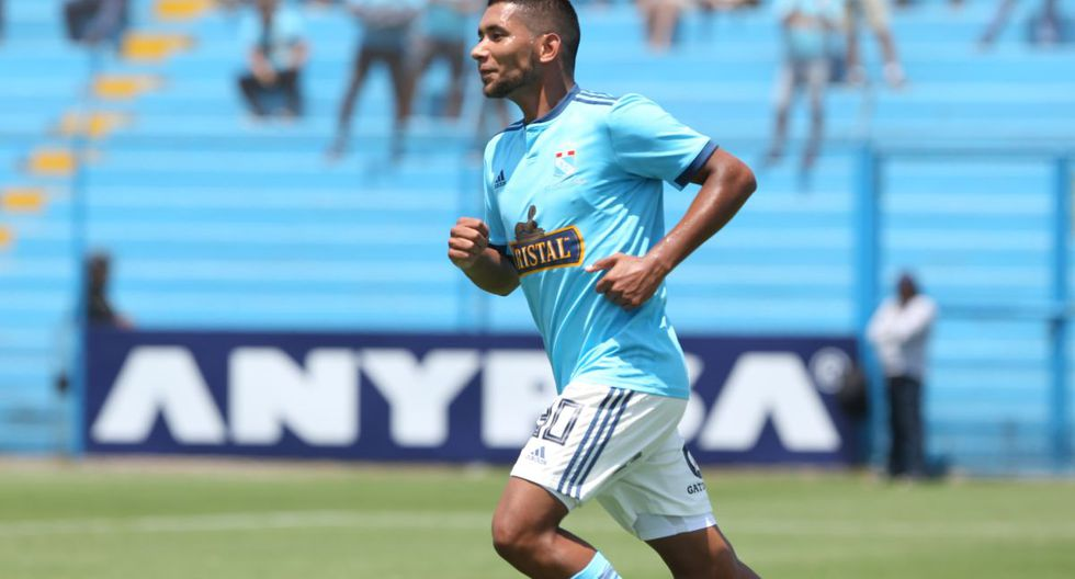Sporting Cristal | Cristian Palacios. (Foto: GEC)
