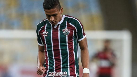 Fernando Pacheco estaría próximo a ser cedido a un club de Grecia. (Foto: Agencias / GEC)
