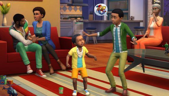 The Sims 4 está con descuento especial en Steam