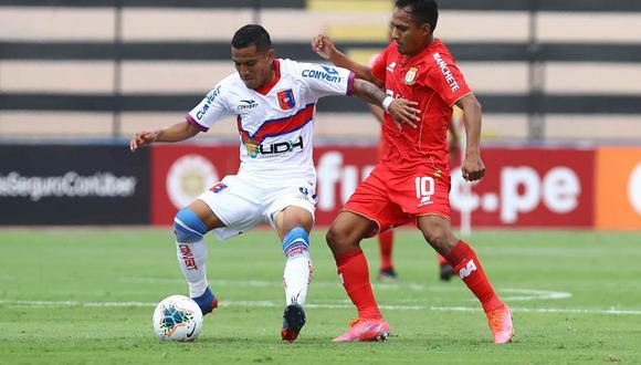 Sport Huancayo igualó 3-3 contra Alianza Universidad (Foto:LIGA 1)
