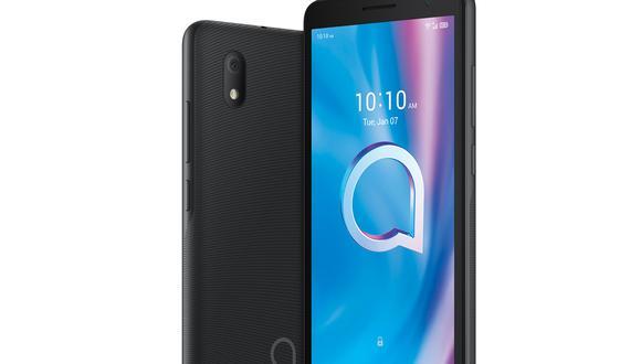 Conoce todos los detalles del nuevo smartphone de gama de entrada de Alcatel, el Alcatel 1B. (Foto: Depor)
