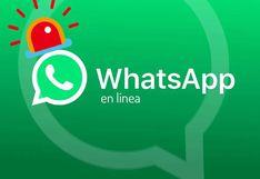 """Así puedes leer tus mensajes de WhatsApp sin estar """"en línea"""""""