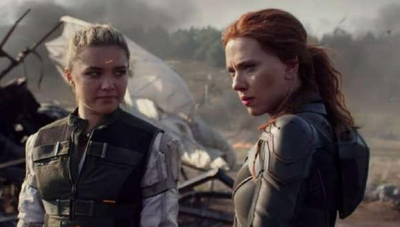 Marvel: Black Widow no se estrenará en Disney Plus. (Foto: Marvel)