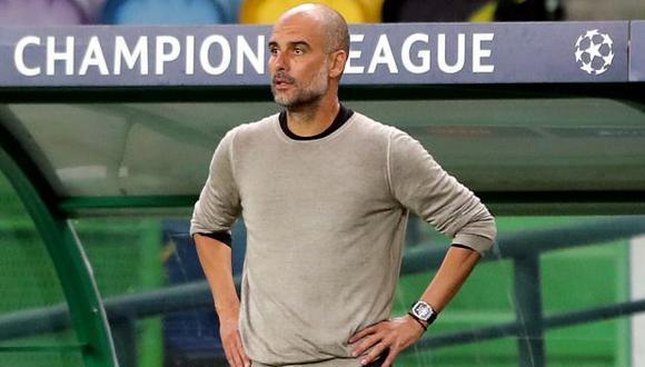 Guardiola dirigió al FC Barcelona entre el 2008 y 2012. (Foto: AFP)