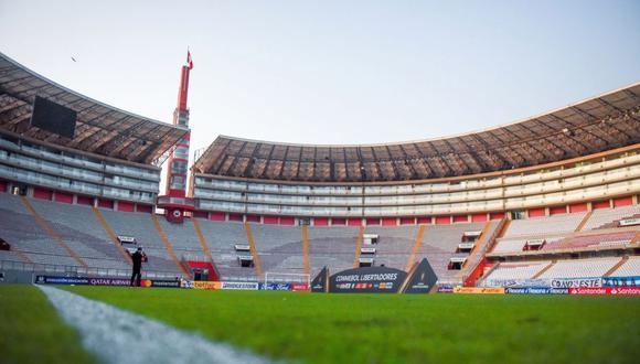 Así luce el Estadio Nacional. (Foto: prensa SC)