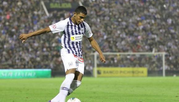 Kluiverth Aguilar debutó como profesional en la temporada 2019. (Foto: GEC)