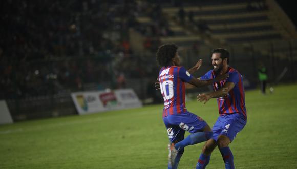 Alianza Universidad y Llacuabamba se enfrentaron por la Liga 1. (Foto: Teo Torres)