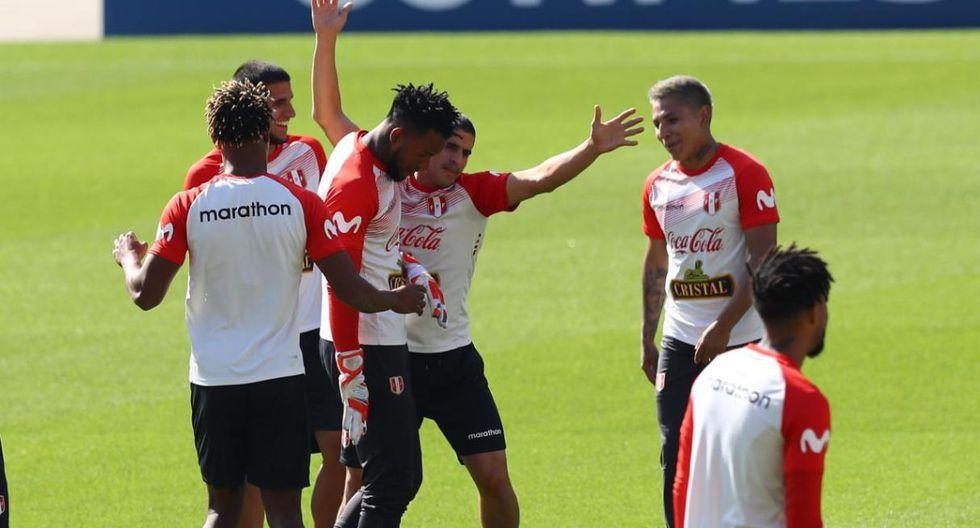 La Selección Peruana está motivada para enfrentar a Brasil. (Fotos: Daniel Apuy/Francisco Neyra)