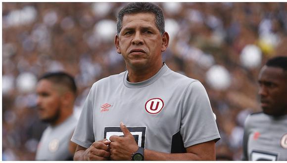 El 'Puma' Carranza aseguró que le gustaría ver a Jean Deza en Universitario. (GEC)