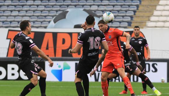 Sport Boys y César Vallejo se midieron por la Fase 2. (Foto: Liga 1)
