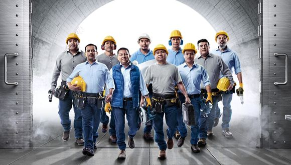 10 maestros de la construcción participan para ser los nuevos Embajadores del Progreso de Sodimac.