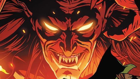 """Loki"": ¿Mephisto sí aparecerá en esta nueva serie de la fase 4 del UCM? (Foto. Marvel Comics)"