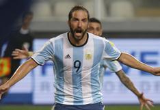 No hay marcha atrás: Gonzalo Higuaín descartó un posible regreso a la Selección Argentina