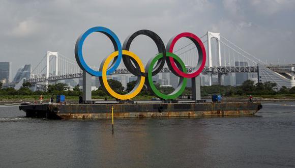 Los Juegos Olímpicos se postergaron un año a causa de la pandemia del coronavirus. (Foto: AFP)