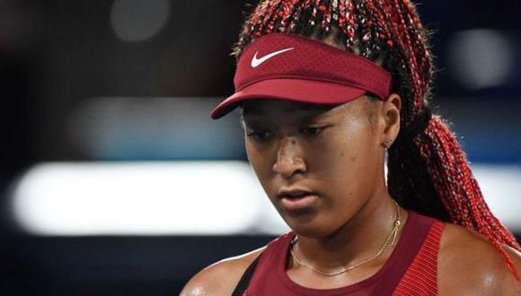 """Naomi Osaka tras su eliminación: """"Siento que hubo mucha presión, porque los Juegos Olímpicos se juegan en Tokio"""". (Getty Images)"""