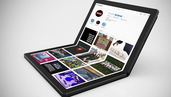 ¿Vale la pena la Lenovo Thinkpad x1 Fold? Analizamos todos los detalles del dispositivo (Foto: Lenovo)