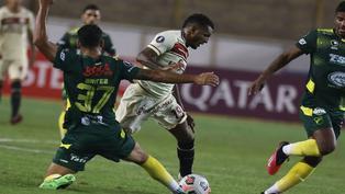 Universitario se mantiene con vida en la Copa Libertadores