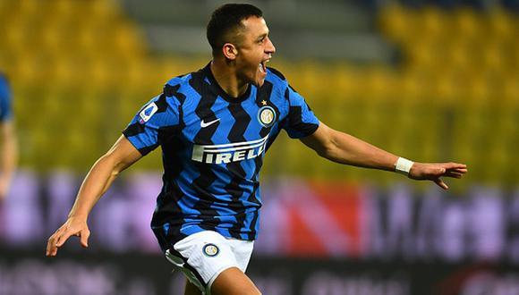Alexis Sánchez jugó en clubes como Udineses, Barcelona, Arsenal, entre otros. (Getty)
