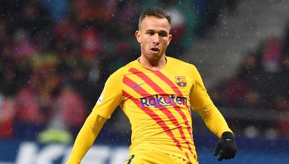 Arthur llegó en el 2018 al Barcelona procedente del Gremio por 31 millones de euros. (Foto: AFP)
