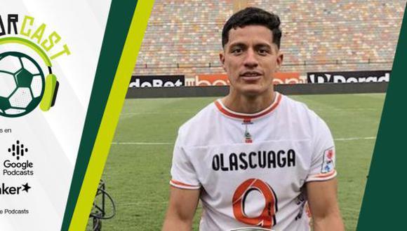 Carlos Olascuaga, en un nuevo Podcast en DeporCast. (Foto: Depor)
