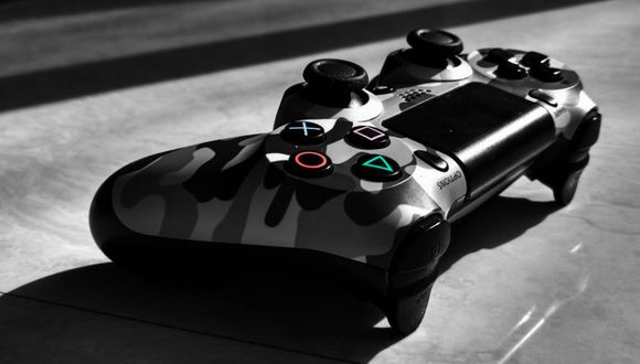 Joystick de PlayStation (Difusión)