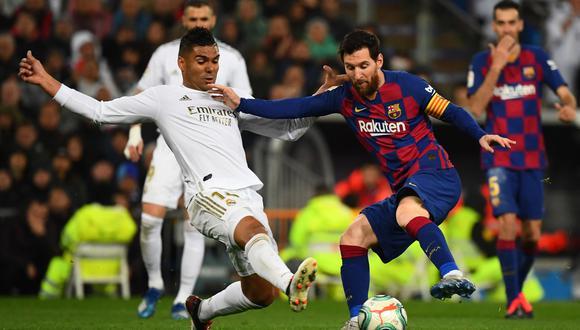LaLiga no se juega desde mediados de marzo. (Foto: AFP)