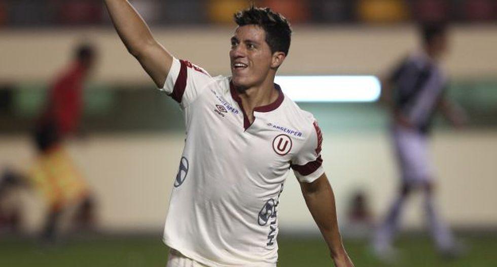 Carlos Olascuaga no celebrará si le marca a Universitario.