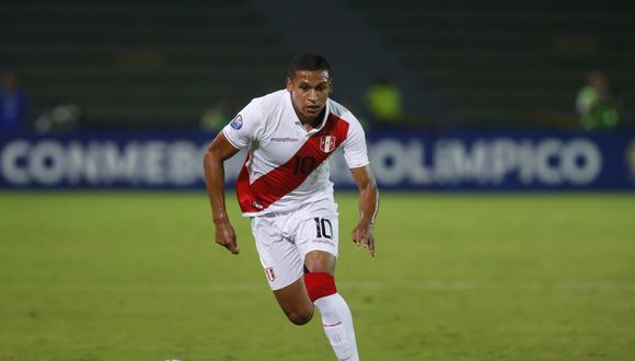 Pacheco ha integrado las categorías sub-15, sub-17, sub-18, sub-20 y sub-23 de la selección peruana. (Foto: GEC)