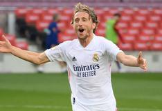 Va como el vino: Modric presume su increíble cambio físico en el Real Madrid [FOTO]