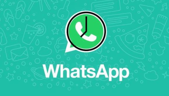 Aprende a programar tus mensajes en WhatsApp con estos sencillos pasos. (Foto: WhatsApp)