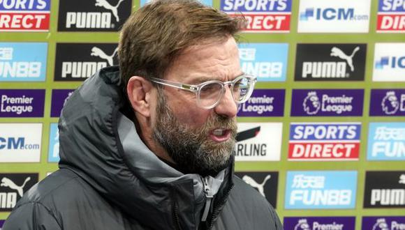 Jürgen Klopp descartó convertirse en entrenador de Alemania en lugar de Joachim Löw. (Foto: AFP)