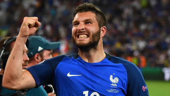 Gignac en la lista preliminar de Francia para los Juegos Olímpicos Tokio 2020. (Foto: AFP)