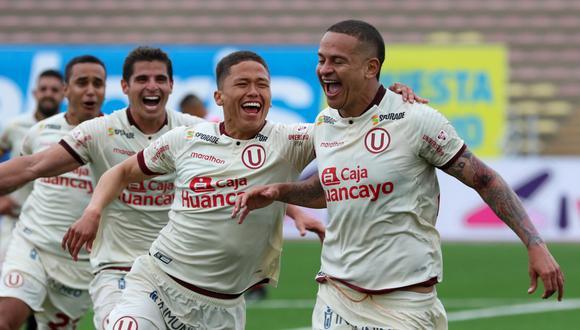 Donald Millán ya registra cuatro goles en la Liga 1 (Foto:LIGA1)