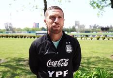 Tiene talento: 'Papu' Gómez se convirtió en el nuevo peluquero de la selección argentina [VIDEO]