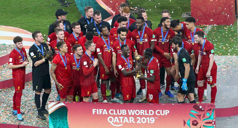 Liverpool va por ser el mejor equipo del año y también la reaparción del año. (Foto: AFP)