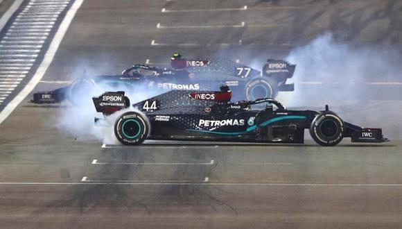 Lewis Hamilton título y fin de temporada (Foto: Reuters)