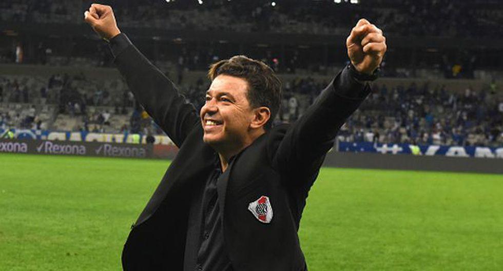 Marcelo Gallardo ha ganado la Libertadores como jugador y DT de River. (Foto: Getty)